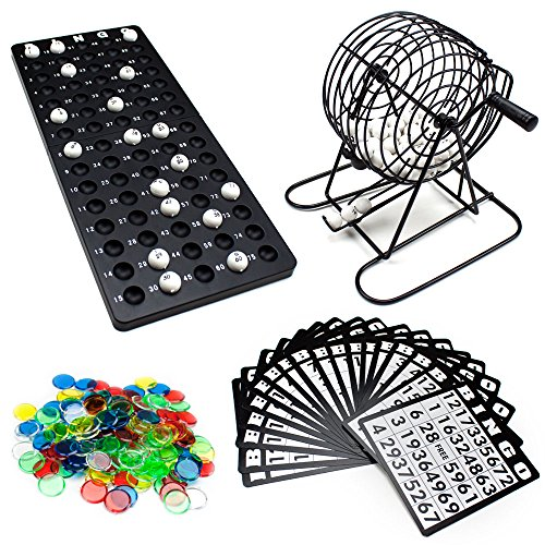 Brybelly Complete Bingo Game Set