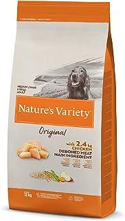 Nature's Variety - Pienso para Perros Adultos Medium-Maxi con Pollo - 12kg