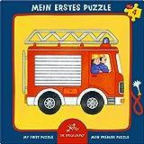 Die Spiegelburg Mi Primer Puzzle 4 Piezas Camión de Bomberos