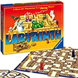 Ravensburger Labyrinth Family Board Game for Kids & Adults Age 7 & Up...