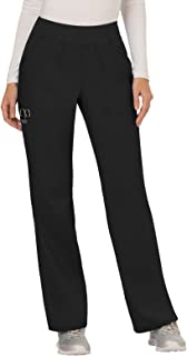 Workwear Revolution Women's Mid Rise Straight Leg Pull-On...