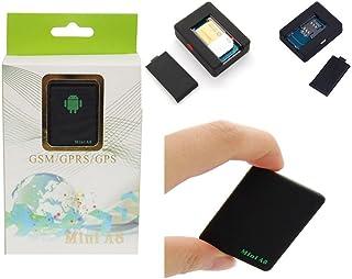 AntDau71 - Mini Tracker A8 GPS LOCALIZZATORE GPS MICROSPIA gsm ASCOLTO VOCALE ANTIFURTO CW199