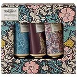 Morris & Co. Honeysuckle & Pink Clay Hand Cream Collection - Caja de regalo (3 x 30 ml)