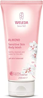 WELEDA Almond Sensitive Skin Body Wash, 200ml