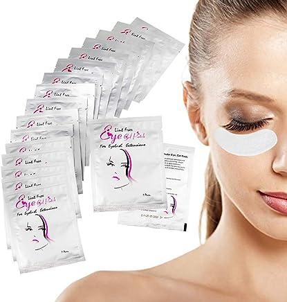 9f30c72a2ad Omberlan Under Eye Gel Pads - 50 Pairs of Individual Eyelash Extension  Supplies, Lint Free