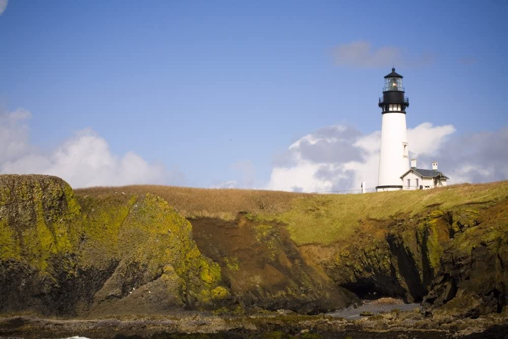 Lighthouse Oregon San Francisco Mall United States Of America Poster 22 34 x 25% OFF Print