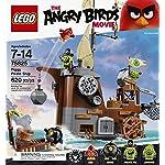 LEGO Angry Birds 75825 Piggy Pirate Ship Building Kit (620 Piece) 8