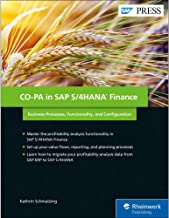 CO-PA in SAP S/4HANA Finance: Business Processes, Functionality, and Configuration (SAP PRESS)