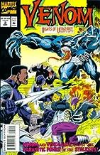 Venom Nights of Vengeance #2: Hunter's Moon (Marvel Comic Book September 1994)