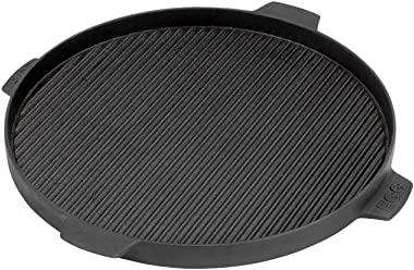 Plancha Griddle – Dual-Sided Cast Iron, 10.5 inch