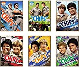 CHiPs: The Complete Series DVD Collection - Seasons 1, 2, 3, 4, 5 & 6 [C.H.i.P.s: Complete First, SEcond, Third, Fourth, Fifth, & Sixth Season] -  Erik Estrada