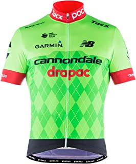 cannondale drapac team jersey