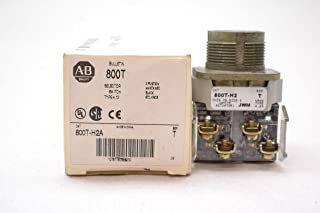 Best allen bradley selector switch 800t h2a Reviews