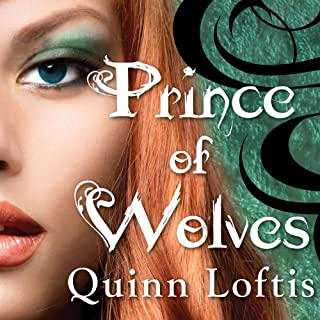 Prince of Wolves     Grey Wolves Series, Book 1               By:                                                                                                                                 Quinn Loftis                               Narrated by:                                                                                                                                 Abby Craden                      Length: 8 hrs and 17 mins     653 ratings     Overall 4.3