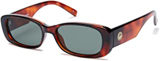 Le Specs Women's Unreal Sungl, Toffee Tort Khaki Mono, Brown, One Size