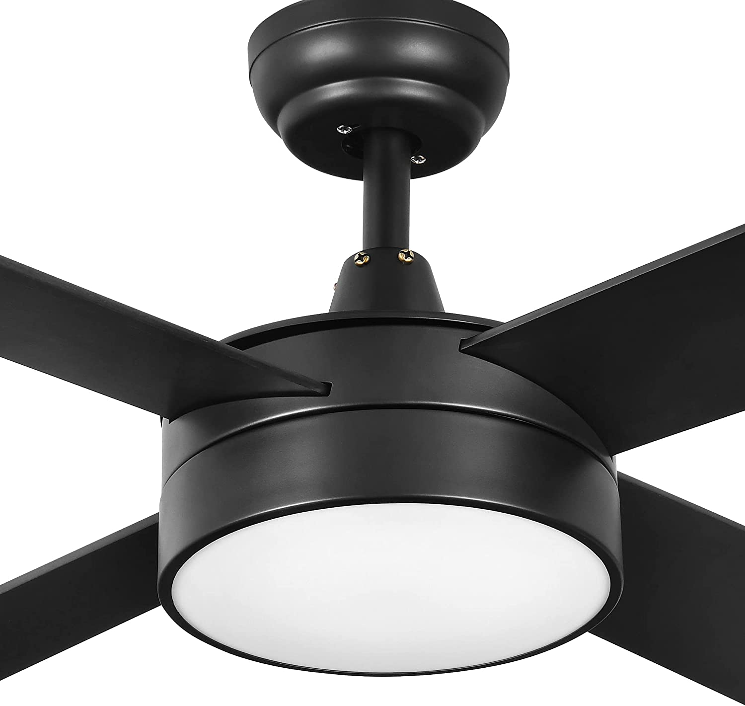 YITAHOME Modern Ceiling メーカー公式 Fan with Light Indoor Inch Outdoor 新発売 52 Ce