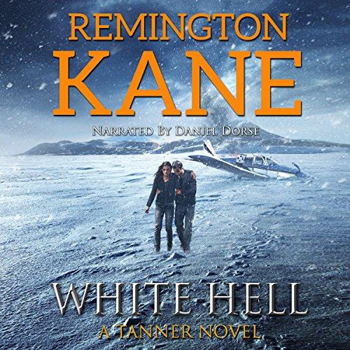 White Hell audiobook cover art
