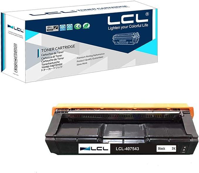 Lcl Remanufactured Tonerkartusche 407543 Sp C250 Sp C250dn Sp C250sf Sp C261sfnw 1schwarz Ersatz Für Ricoh Sp C250 Sp C250dn Sp C250sf Sp C261sfnw Bürobedarf Schreibwaren