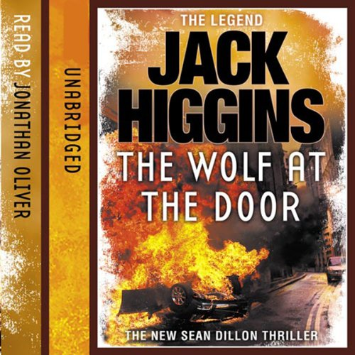 Wolf at the Door  By  cover art