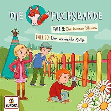 005/Fall 9: Die kurzen Blumen/Fall 10: Der verrückte Roller