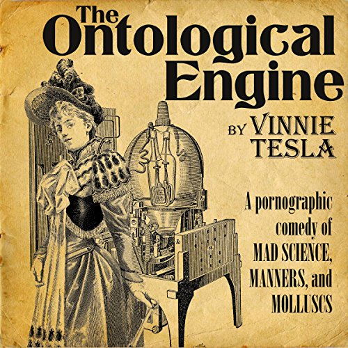 The Ontological Engine audiobook cover art