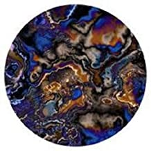 product image for Marbled 24 inch Round Wall Art