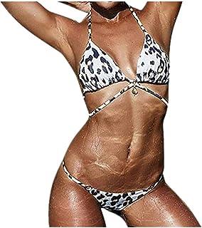 403b083bec Vectry Femmes Padded Push-Up Bra Bikini Set Swimsuit Bathing Suit Swimwear  Tenue de Plage
