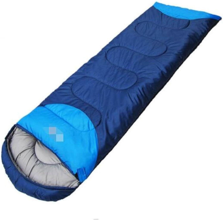 Sleeping Bags Adult Outdoor Travel Four Seasons Warm Indoor Camping Single Down Cotton Sleeping Bags