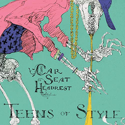 CAR SEAT HEADREST - TEENS OF STYLE (1 LP)