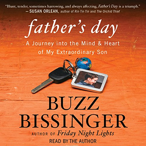 Father's Day audiobook cover art