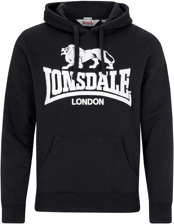 Lonsdale Gosport 2 Sudadera con Capucha Hombre