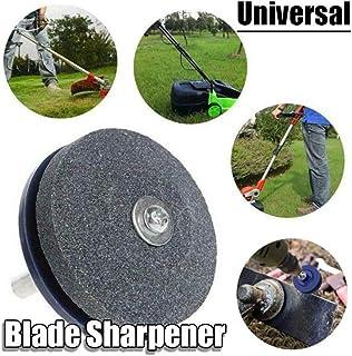 AKDSteel Advanced Lawn Mower Sharpener Lawnmower Blade Sharpener for Power Drill for School Office