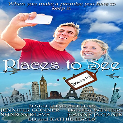 Places to See Collection (Stories 1-5) audiobook cover art