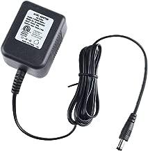 6V AC Adapter for Kaito KA500, KA007, KA008, KA009, KA600 Voyager Series Radios, Power Supply Charger Replacement for Kaito AD500, 130 mA, UL Listed, 5FT Cord, Center Positive