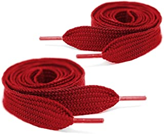 Mercury + Maia Extra Wide Laces (1 Pair) Casual Shoe Laces - USA MADE