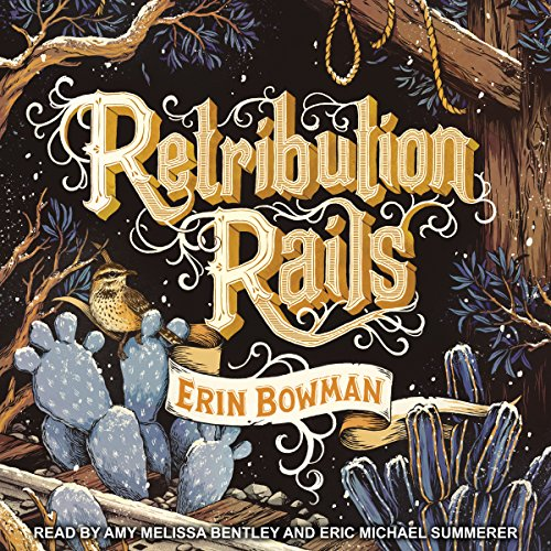 Retribution Rails audiobook cover art