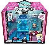 Doorables 35013 Frozen Disney - Juego de 3 Figuras coleccionables con Ojos de Purpurina y Muchos Accesorios, para niños a Partir de 5 años, diseño de Frozen