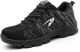 ZHYLOVE Chaussures de randonnée pour homme en maille respirante Trekking plein air Séchage rapide Chaussures de course lég...