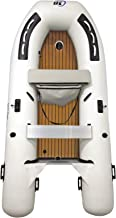 Inflatable Sport Boats - Swordfish 10.8' - Model SB-330A - 2020 Model - Air Deck Floor Premium Heat Welded Dinghy with Sea...