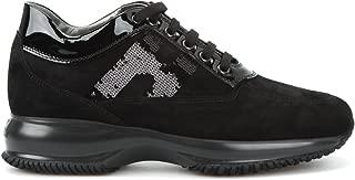 HOGAN Luxury Fashion Womens HXW00N0564025Q9999 Black Sneakers   Season Permanent