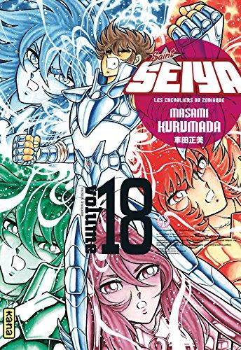 Saint Seiya - Deluxe (les chevaliers du zodiaque) - Tome 18