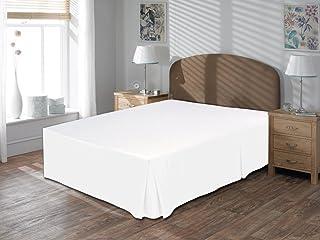 Comfort Beddings Queen Pillow Cases Set of 4 White 100% Organic Cotton 800 Thread Count Premium White Cotton Pillowcases, ...