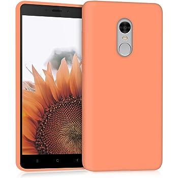 kwmobile Funda compatible con Xiaomi Redmi Note 4 / Note 4X ...