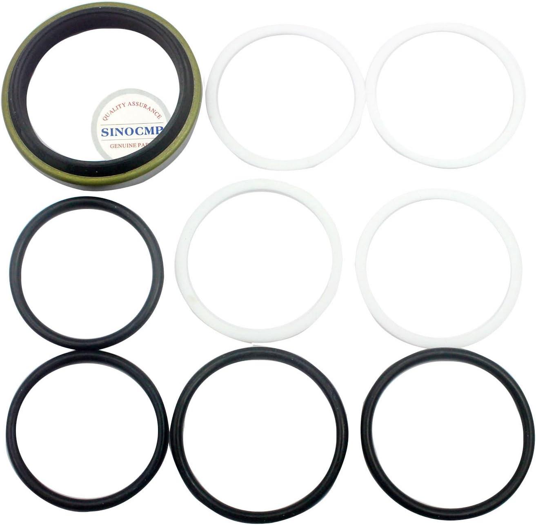 EX200-5 Track Adjuster ADJ Seal Kit SINOCMP Max 51% OFF High order Hita Kits for -