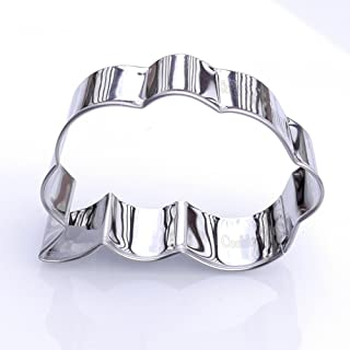 Dialog Cloud Cookie Cutter- Stainless Steel