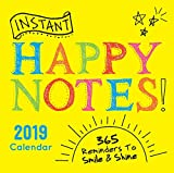 2019 Instant Happy Notes Boxed Calendar: 365...