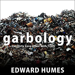 Garbology audiobook cover art
