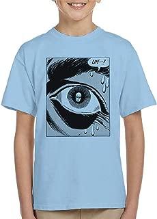 Comics Kingdom The Phantom Pupil Reflection Kid's T-Shirt