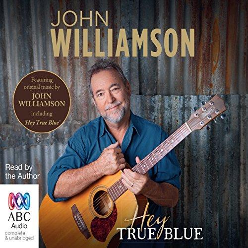 Hey True Blue cover art