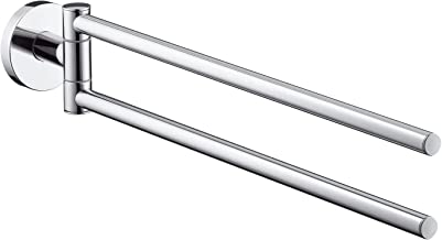 Hansgrohe E and S Accessories Dual Towel Bar, HG40512820